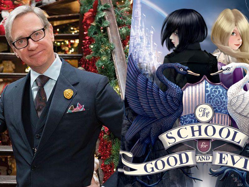 Paul Feig dirigerà School Of Good & Evil: il nuovo Harry Potter è in arrivo su Netflix?