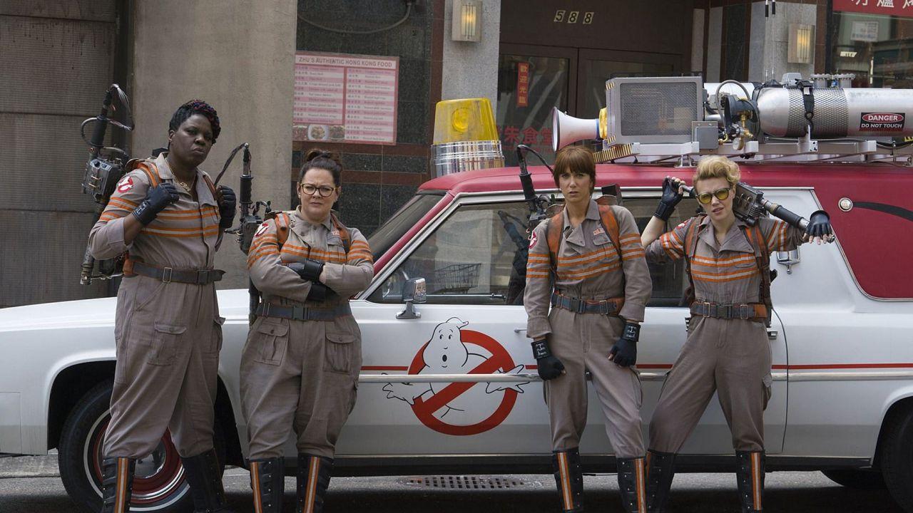 Paul Feig vuole continuare il suo Ghostbusters e spera in un crossover coi film originali