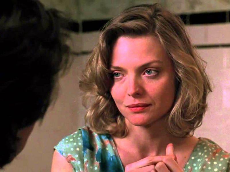 Paura d'amare, Michelle Pfeiffer era 'troppo bella' per interpretare Frankie?