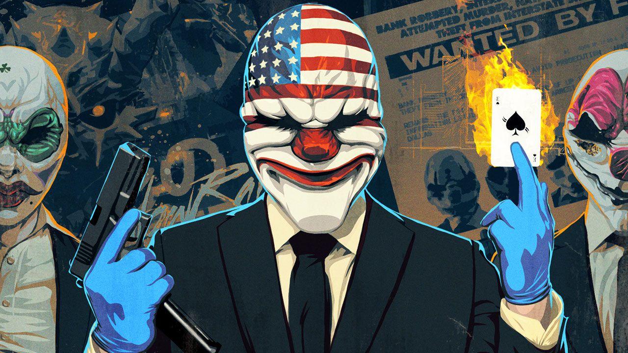 Payday 2 Crimewave Edition: presto arriverà un aggiornamento per risolvere i problemi di matchmaking
