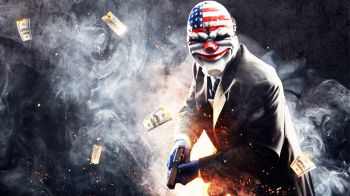 Payday 2 Crimewave Edition, pubblicato il trailer 'Heists done right'