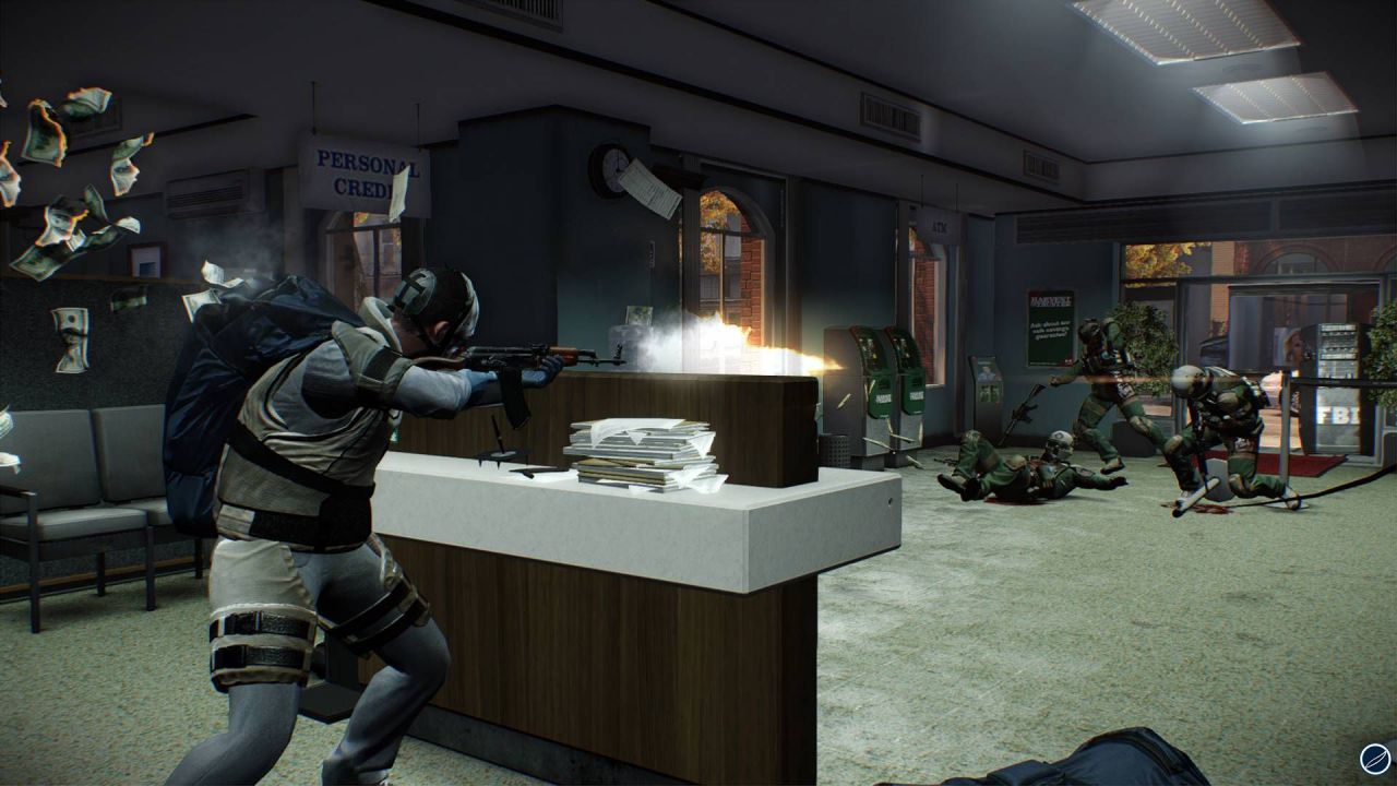 Payday 2: disponibile il DLC Gage Mod Courier