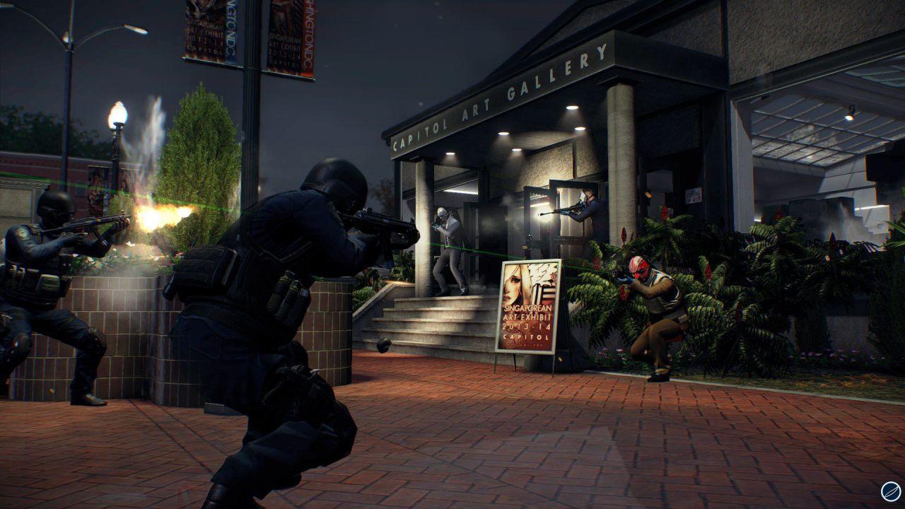 Payday 2: DLC Hotline Miami disponibile ora su Steam