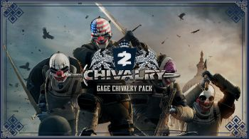 Payday 2: il Gage Chivalry Pack introduce le armi medievali