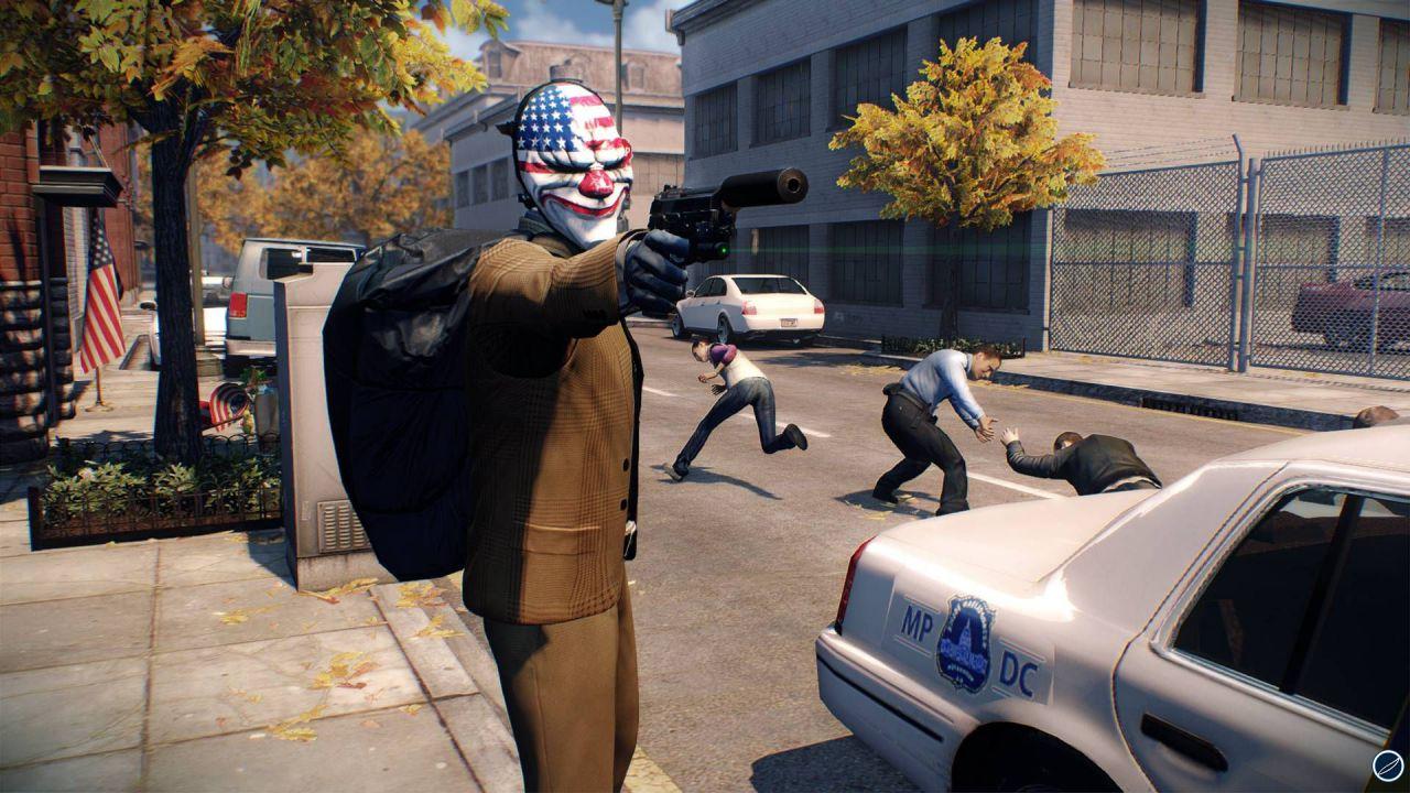 Payday 2: weekend di gioco gratuito su Steam