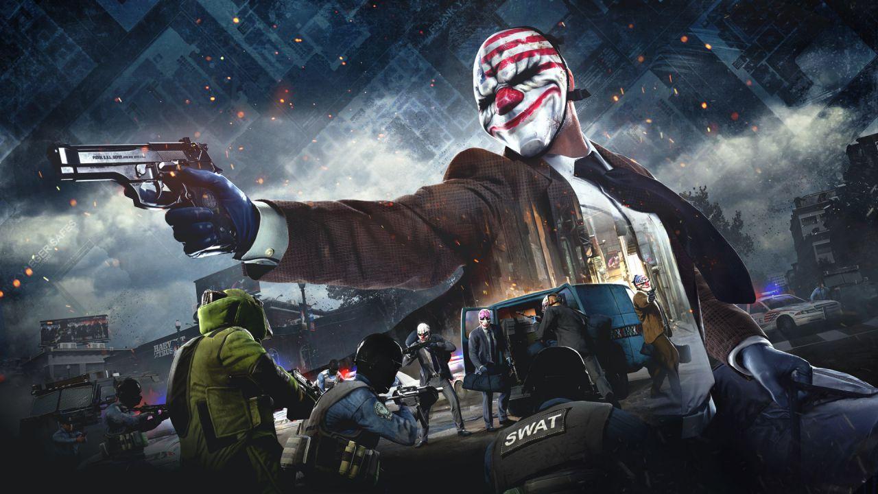 Payday 3 sta prendendo forma: primo screenshot, Unreal Engine confermato