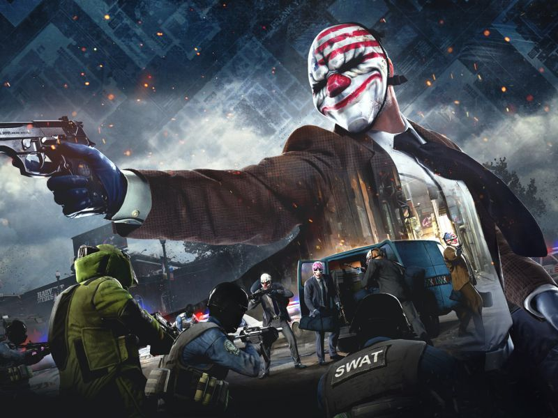 Payday 3 is almost safe, agreement with a nearby publisher: is it Microsoft?