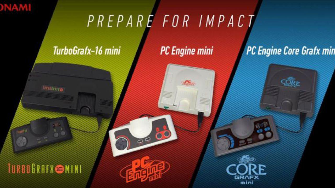 PC Engine Mini: ecco i 20 giochi più richiesti dalla community!