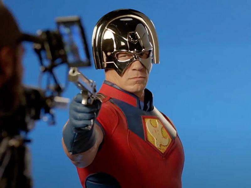 Peacemaker, James Gunn annuncia l'inizio delle riprese della serie HBO Max: foto