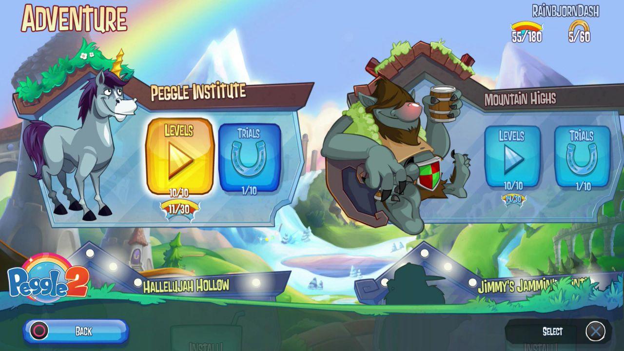 Peggle 2 disponibile oggi su Xbox 360