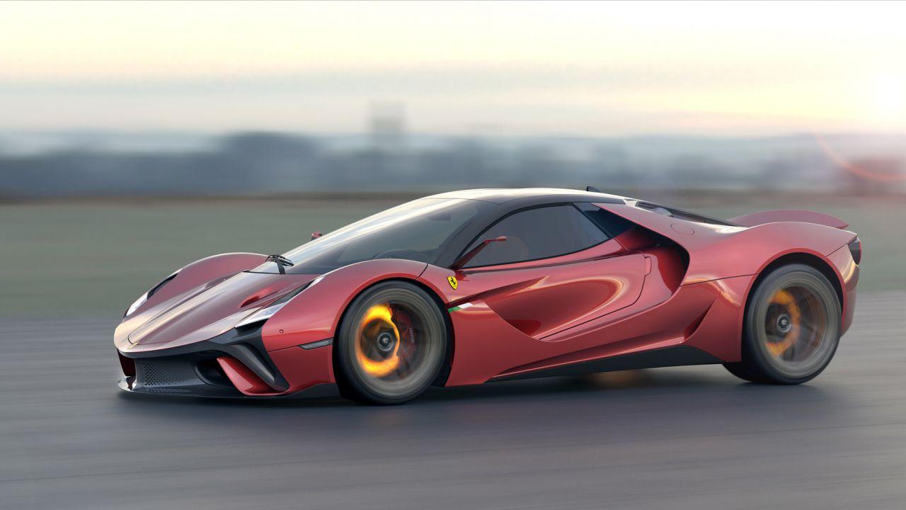 Pensate che la Ferrari SF90 sia estrema? Date un'occhiata alla Ferrari Stallone