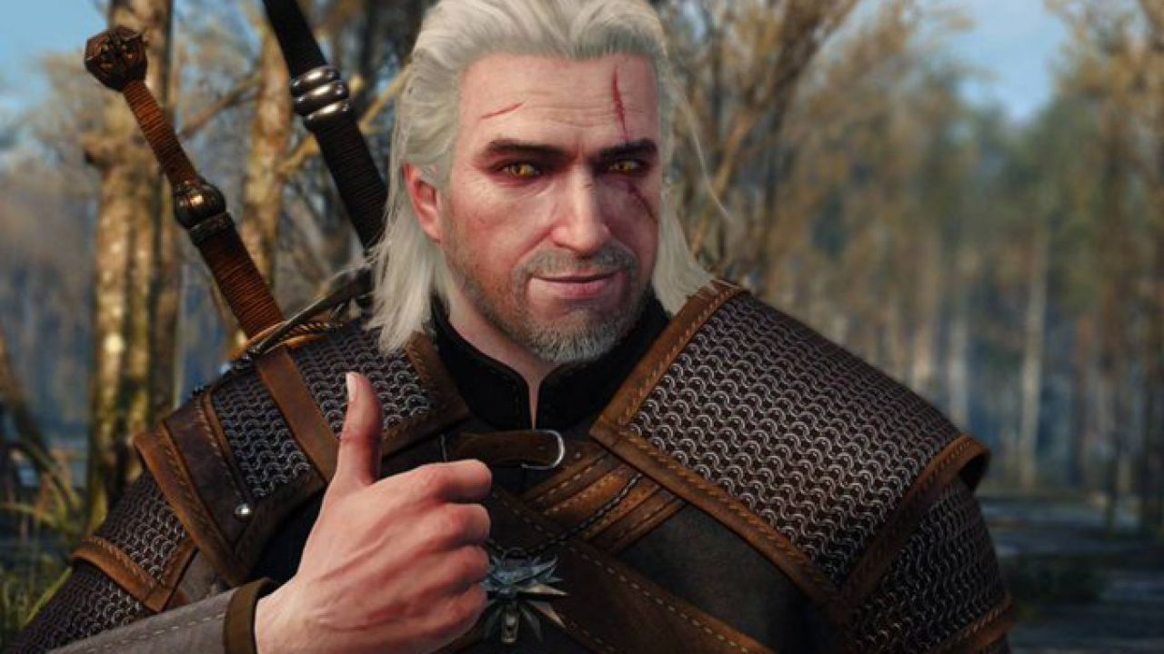 Risultati immagini per the witcher 3 switch