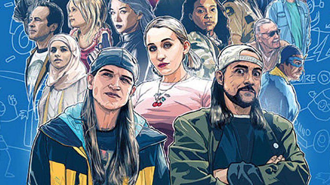 Per Kevin Smith, Jay and Silent Bob Reboot è il suo Avengers: Endgame