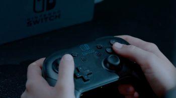 Per l'attore che l'ha provato, il Nintendo Switch Pro controller è il più comodo