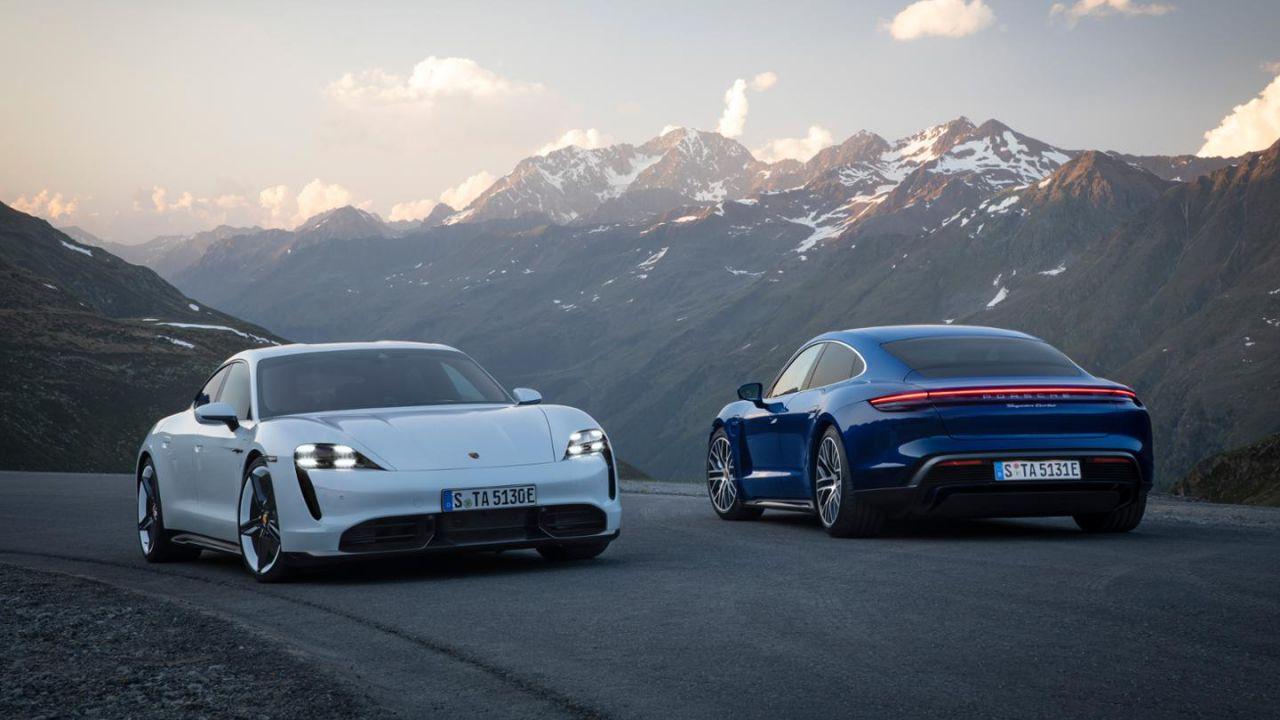 Per il Sun è la Porsche Taycan 4S la migliore auto elettrica al mondo