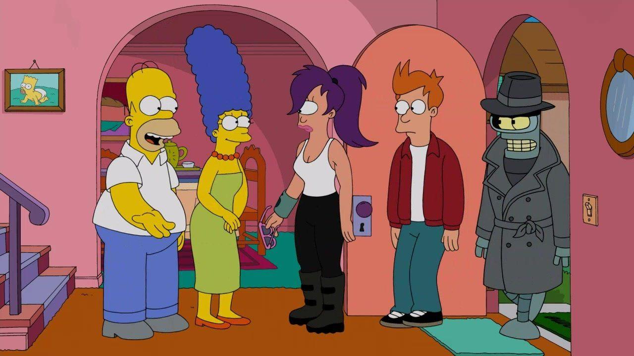 Perché su Disney+ ci sono I Simpson ma mancano Futurama e I Griffin?