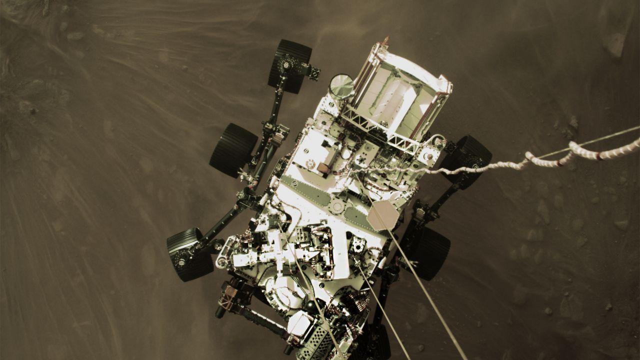 Perseverance: stasera diretta NASA che mostrerà immagini e suoni da Marte