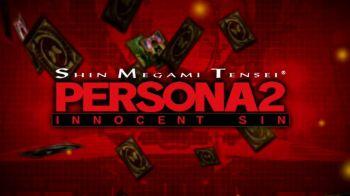 Persona 2: Innocent Sin: il trailer di lancio