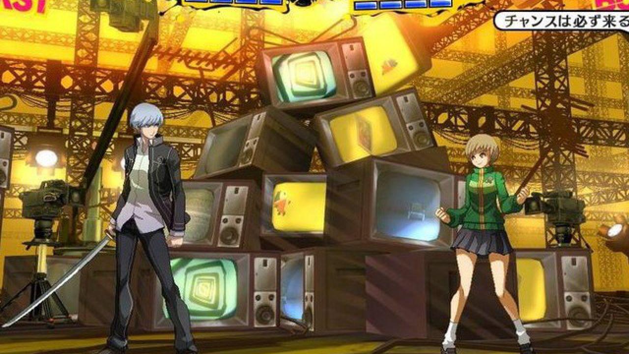 Persona 4 Arena: disponibili nuovi screenshot