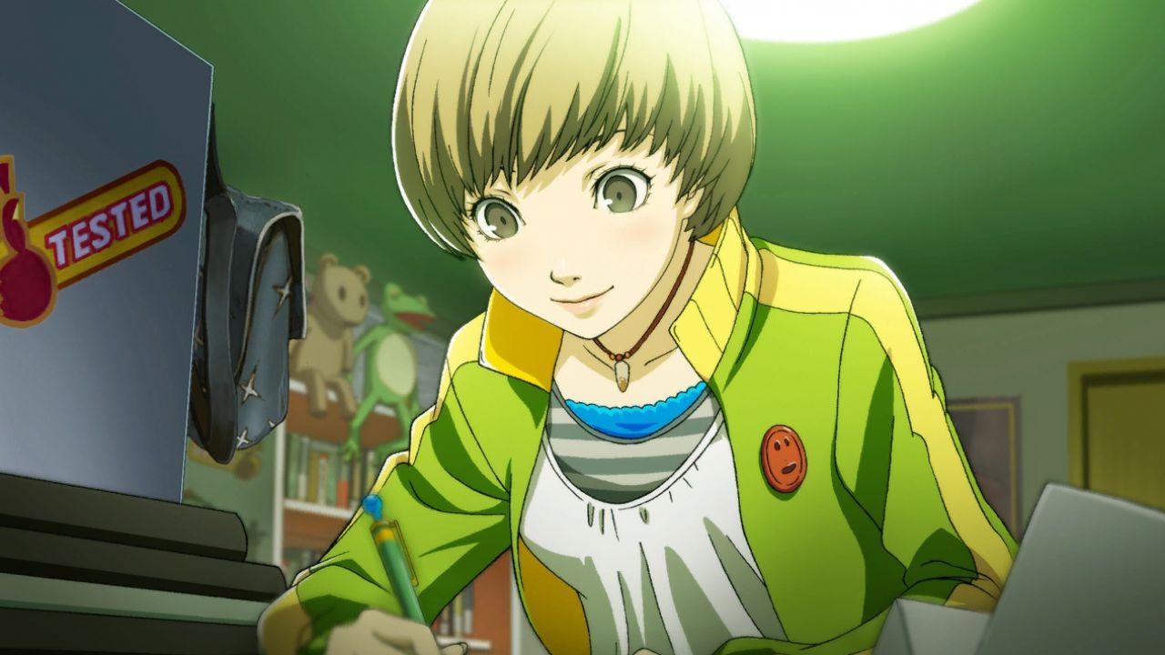 Persona 4 Arena Ultimax - prime immagini per Marie