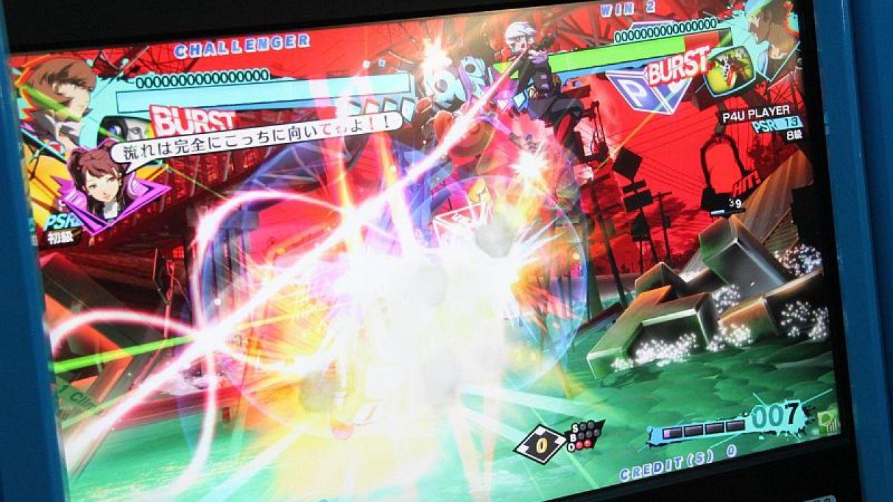 Persona 4: The Ultimax Ultra Suplex Hold - le prime immagini dalle sale giochi nipponiche