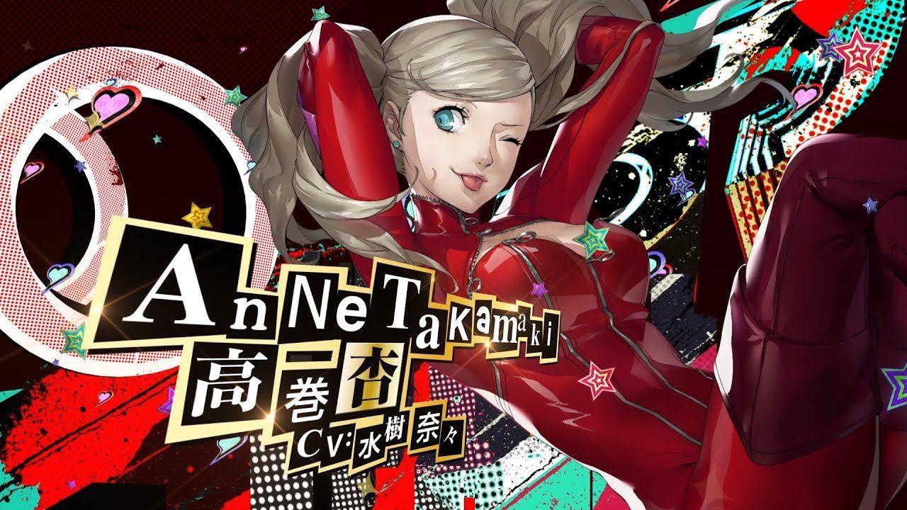 Persona 5: Ann Takamaki vi augura buone feste nel provocante cosplay di una modella russa