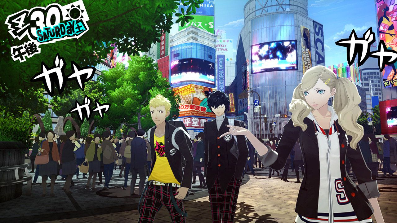 Persona 5: Arrivano nuovi scatti da Famitsu e Dengeki PlayStation