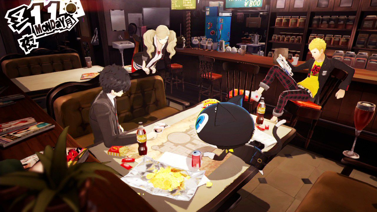Persona 5: Il doppiaggio giapponese potrebbe arrivare in occidente con un DLC