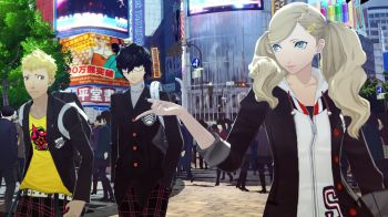 Persona 5 riceve i primi DLC gratuiti e a pagamento