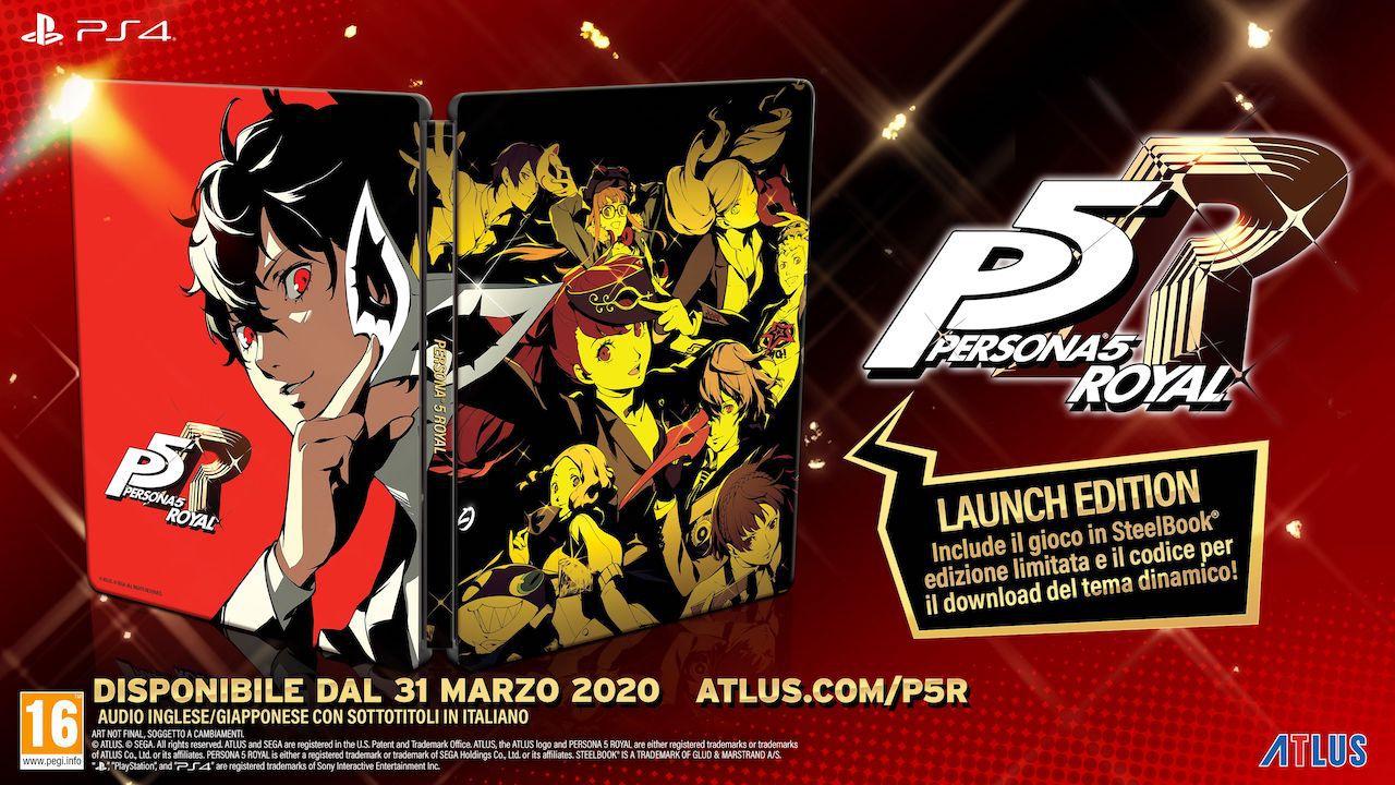 Persona 5 Atlus