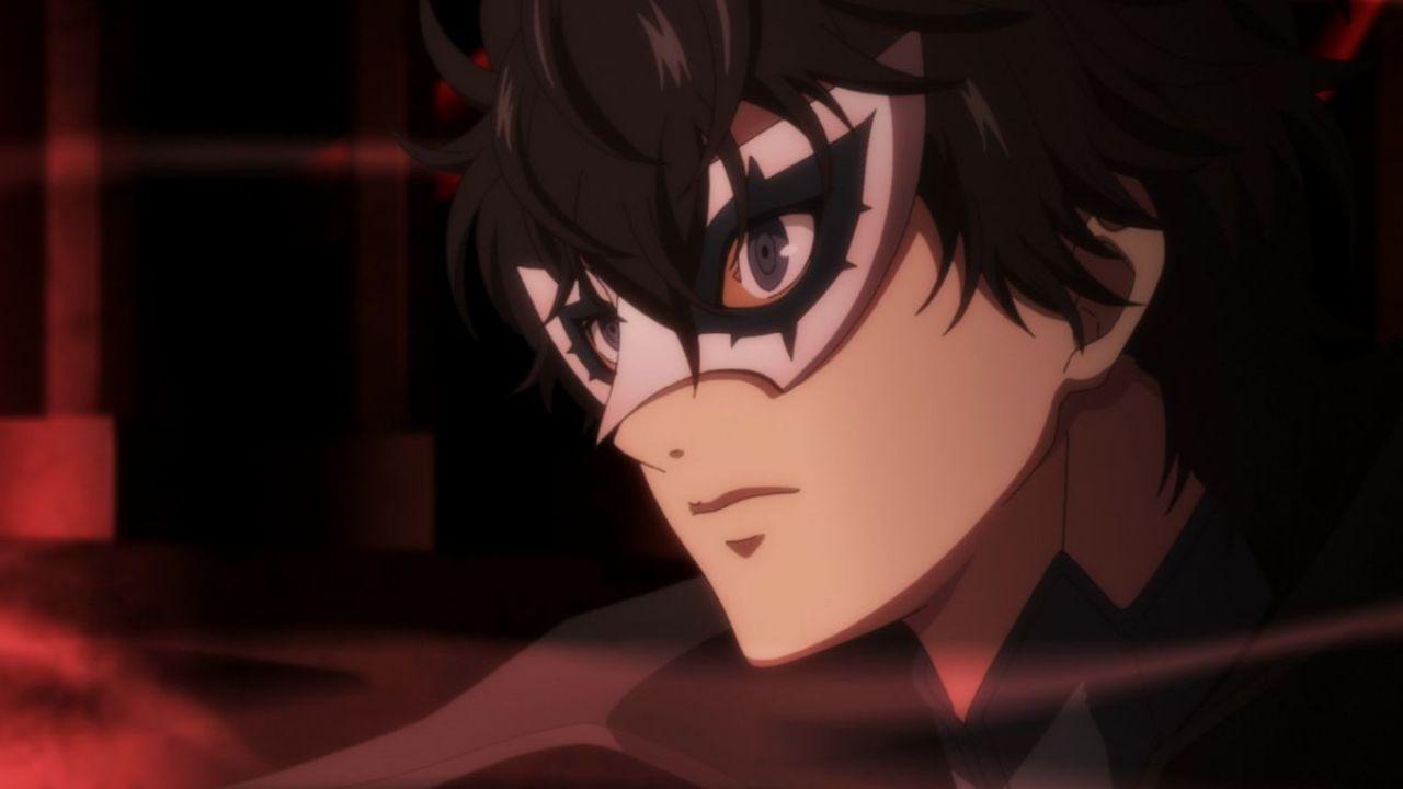 Persona 5 the Animation: Dark Sun è disponibile su Crunchyroll negli USA