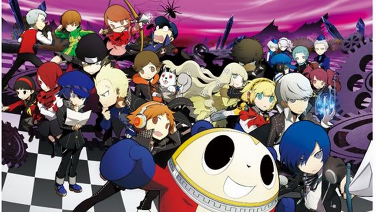 Persona Q: Shadow of the Labyrinth arriva in Europa