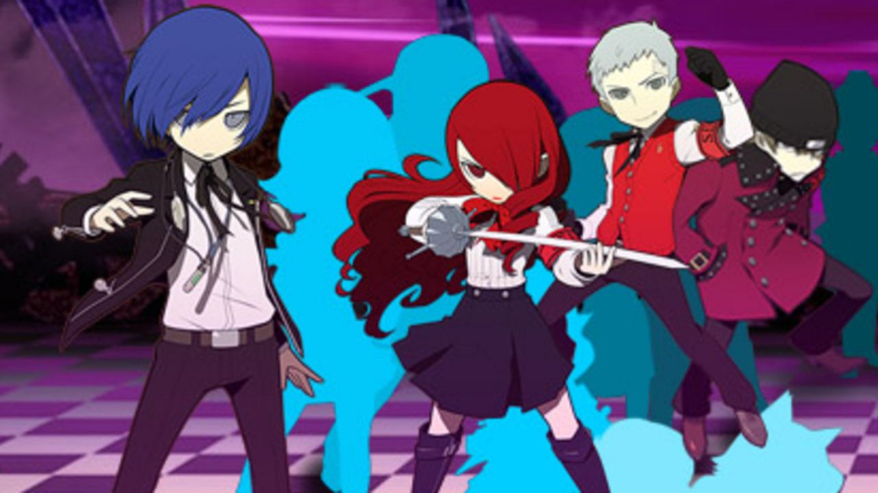 Persona Q Shadow of the Labyrinth: video con due ore di gameplay
