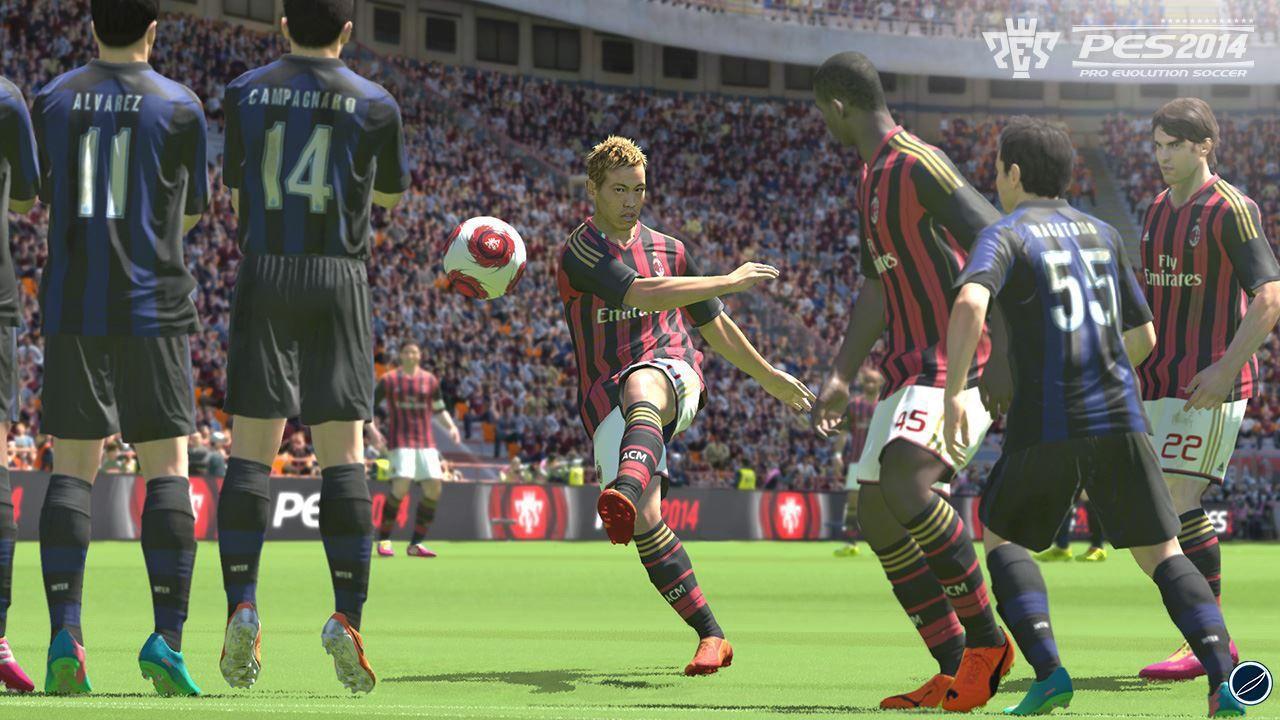 PES 2014: Konami sta lavorando con Microsoft per risolvere i problemi del multiplayer su Xbox 360