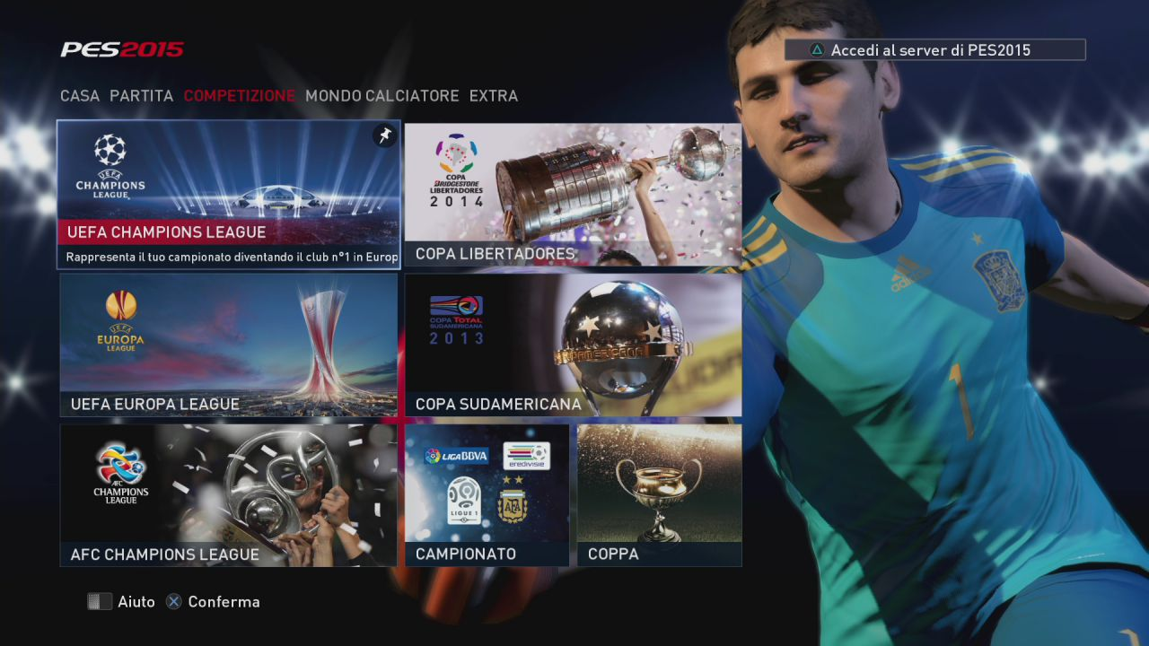 PES 2015 scontato sul PlayStation Store