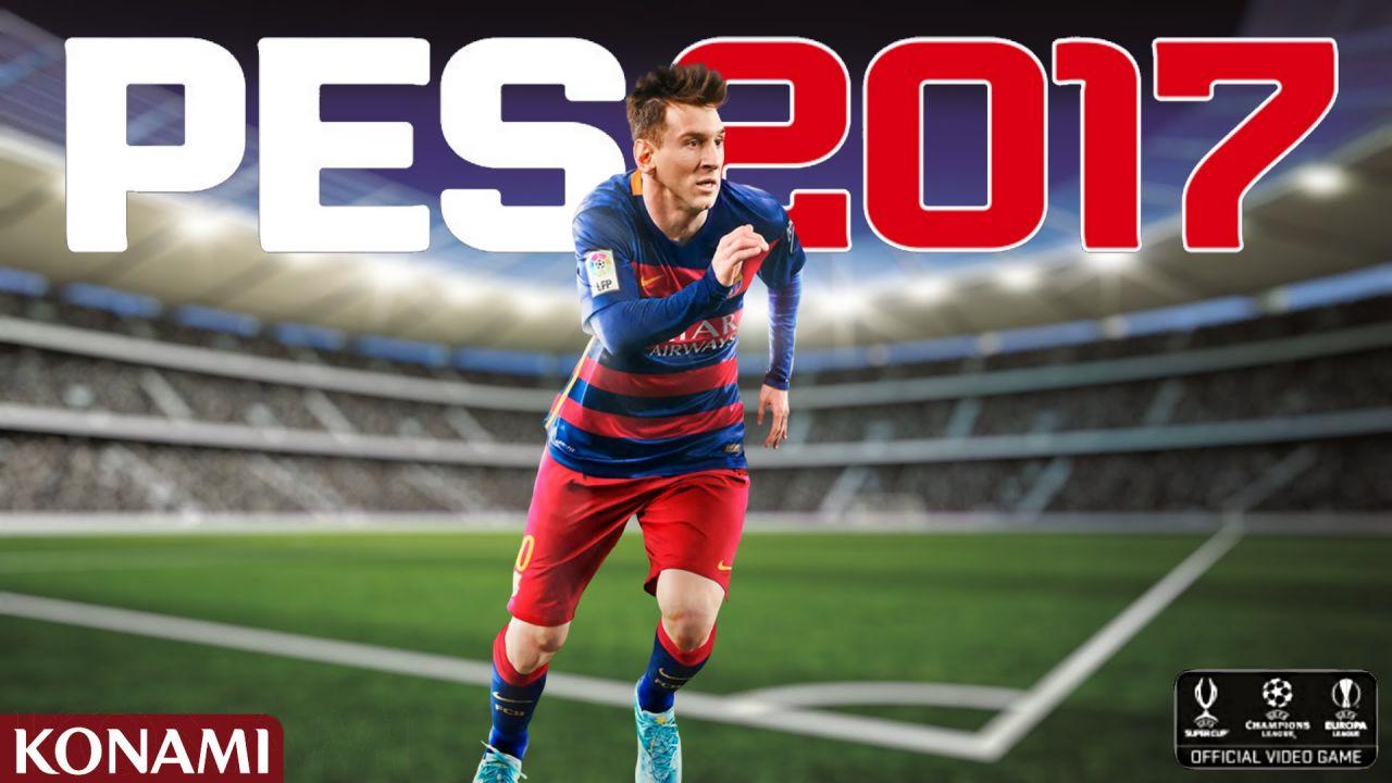 PES 2017: cosa ti aspetti dal nuovo gioco di calcio Konami?