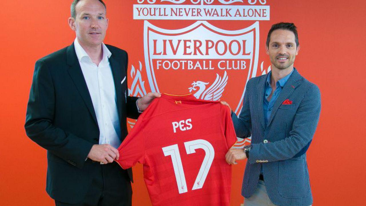 PES 2017: Konami stringe una partnership con il Liverpool