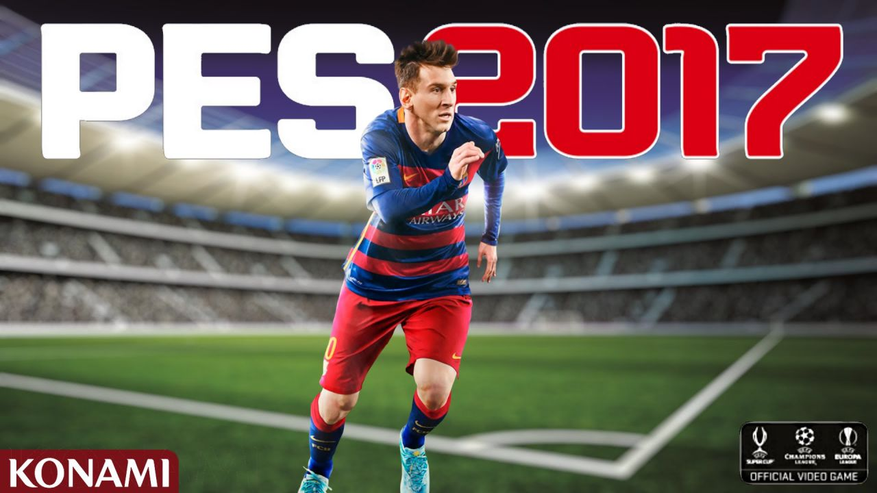 PES 2017 supporterà il 4K su PlayStation 4 Pro