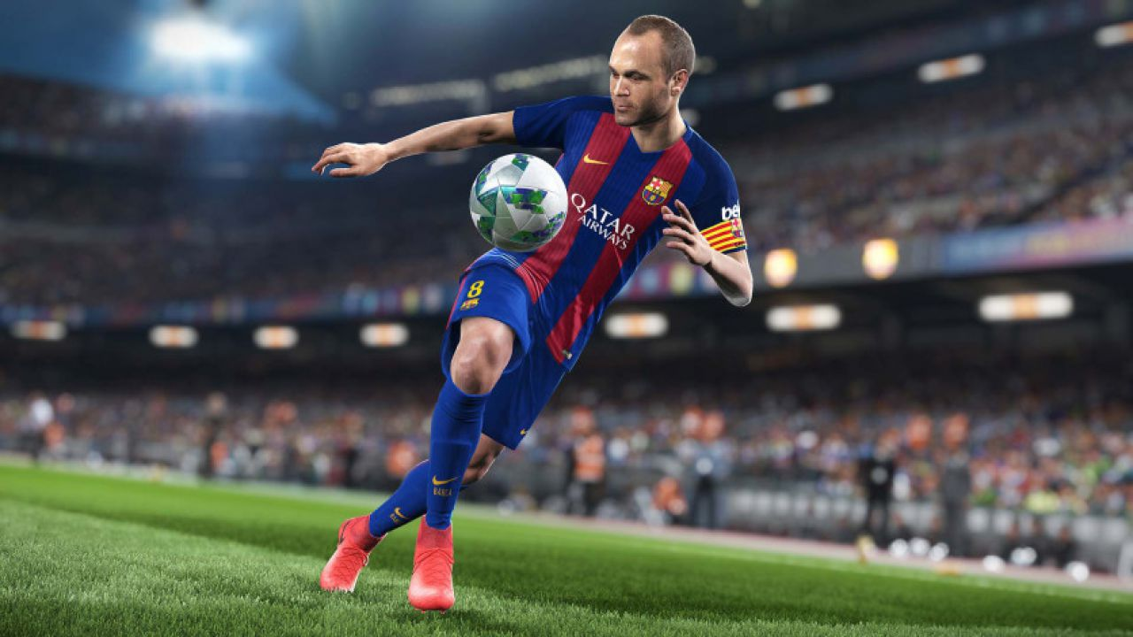 PES 2018 è la nuova offerta della settimana sul PlayStation Store