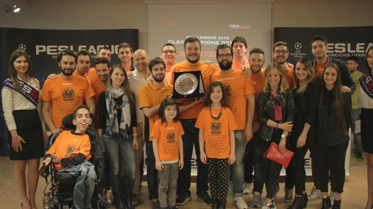 PES League: incoronato a Milano il campione italiano di Pro Evolution Soccer 2016