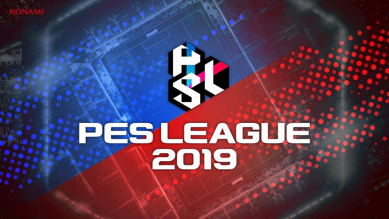 PES League: il programma delle dirette delle European Regional Finals Season 2 2019