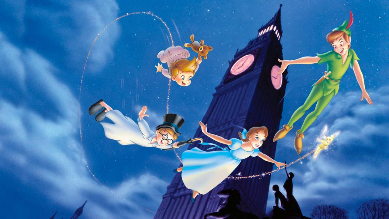 Peter Pan and Wendy, un nuovo live action in arrivo in casa Disney