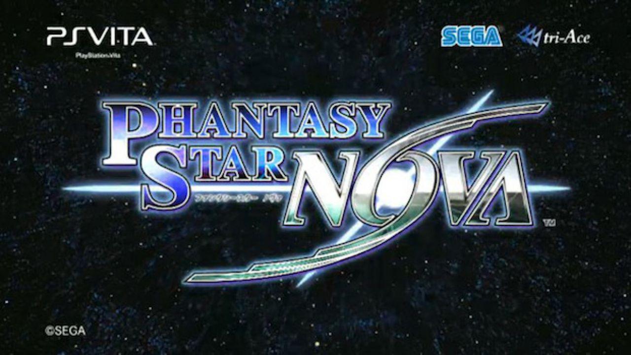 Phantasy Star Nova: ci saranno armi e costumi di Resonance of Fate