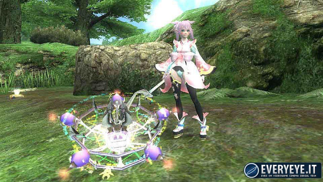 Phantasy Star Online 2: 730 mila gli utenti registrati in Giappone