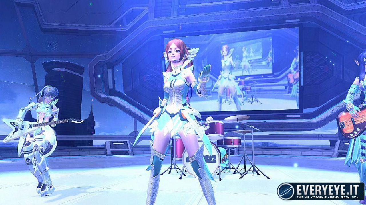 Phantasy Star Online 2: aperte in Giappone le iscrizioni alla closed beta su PS Vita