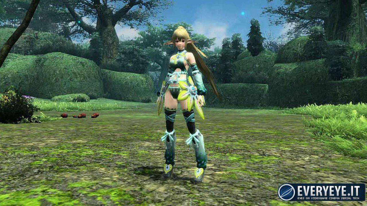 Phantasy Star Online 2: confermata la data giapponese della versione PS Vita
