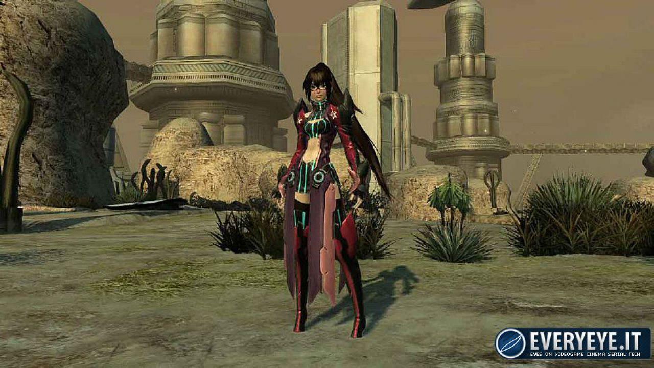Phantasy Star Online 2: l'uscita occidentale è stata posticipata