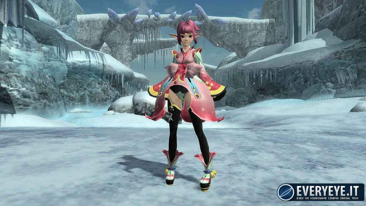 Phantasy Star Online 2: Opening Movie e nuovo trailer per la versione PS Vita