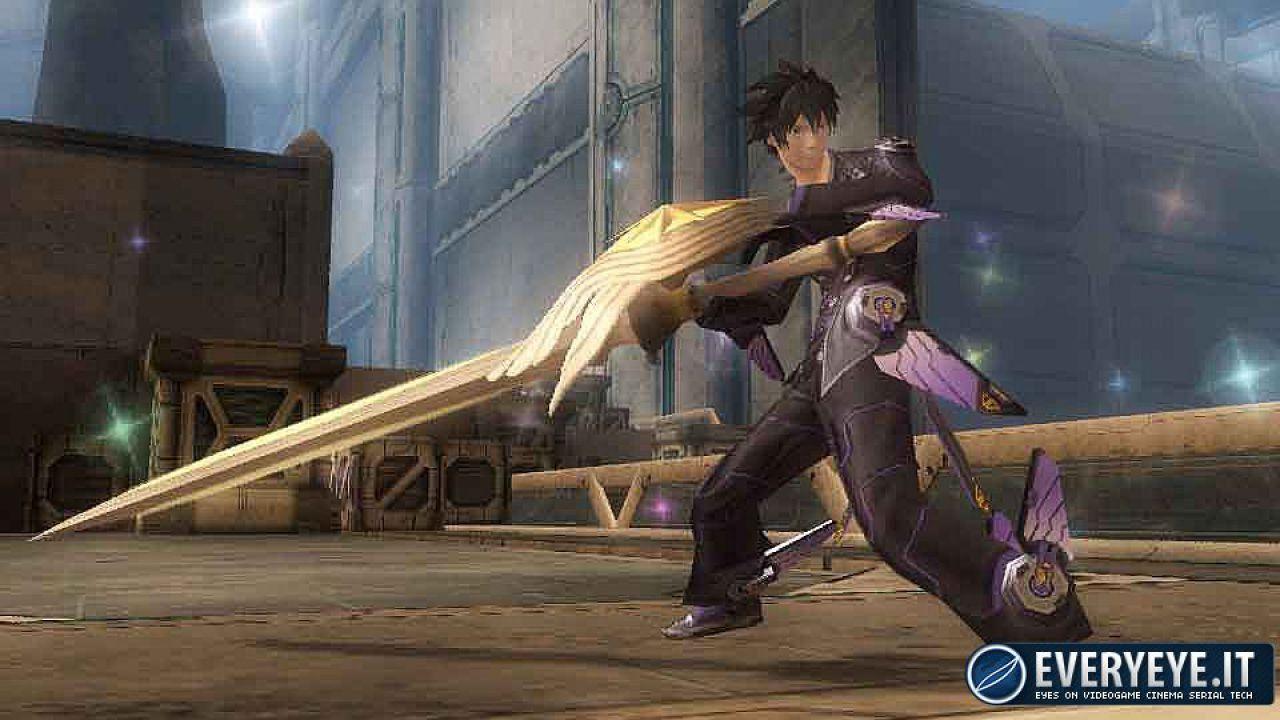 Phantasy Star Online 2: video off-screen della versione PS Vita