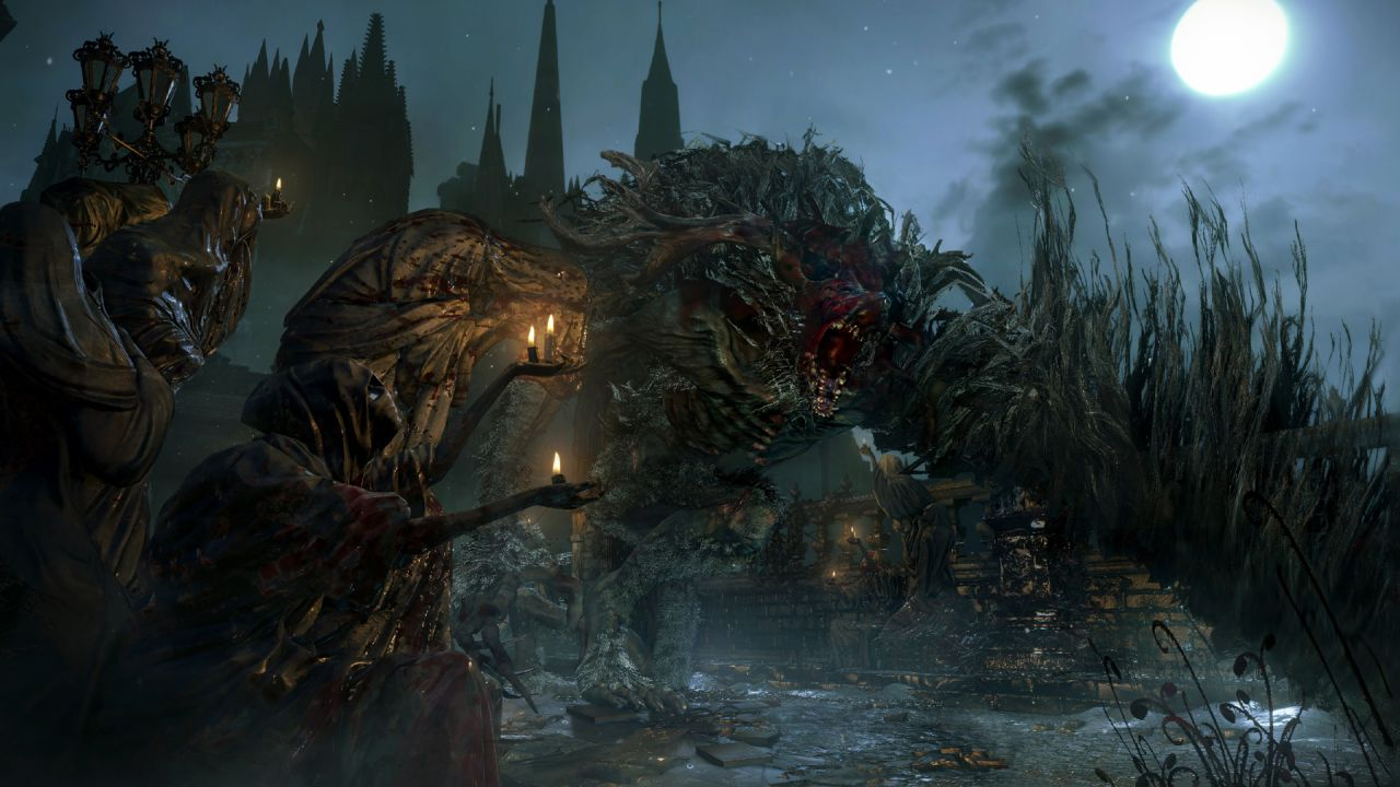 Phil Spencer fa i complimenti a Sony per il successo di Bloodborne